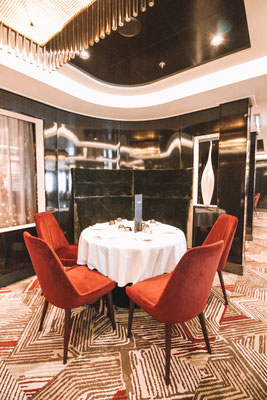 Taste Dining Room auf der Norwegian Getaway