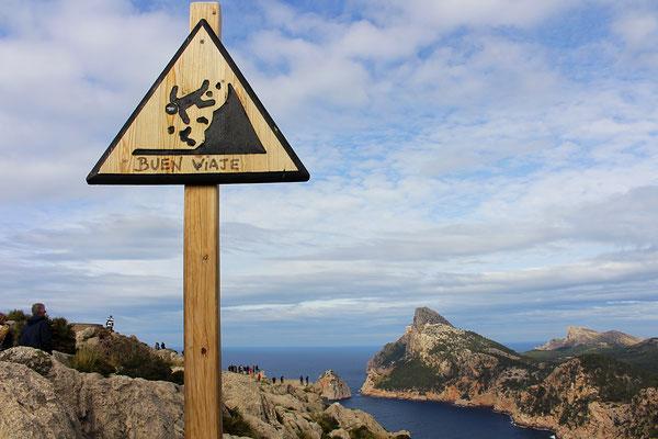 Ausflug nach Formentor auf Mallorca