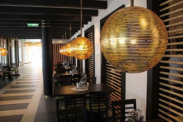 Das East Restaurant mit leckerer asiatischer Küche