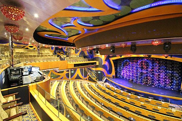 Das Theater auf der Luminosa