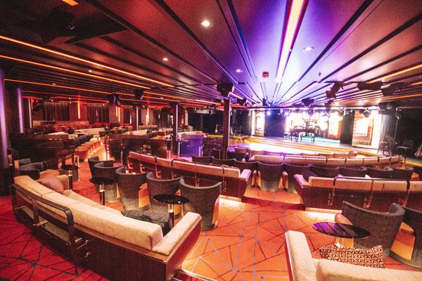 Die Show Lounge au Deck 6