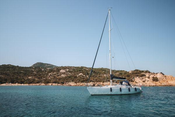 Yachting auf Sardinien