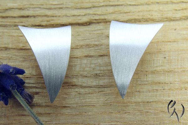 Ohrstecker Silber