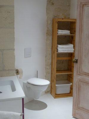 salle d'eau Isadra