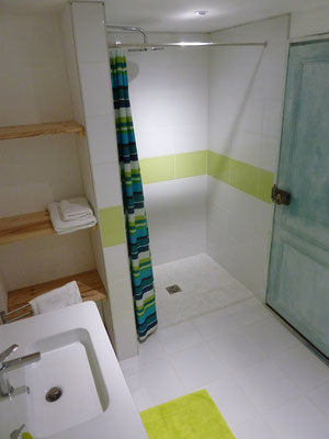 salle d'eau suite Ustang