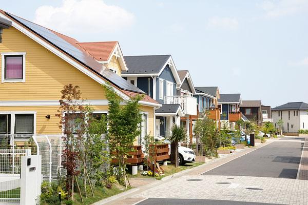 低層住宅地
