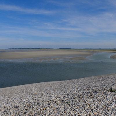 La Pointe du Hourdel-Baie de Somme