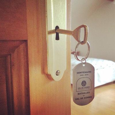 (DR) CASA chambres d'hôtes-ValdeSomme-Corbie-VillersBretonneux-Amiens-SommeBattlefieldsPartner-B&B-Gîte