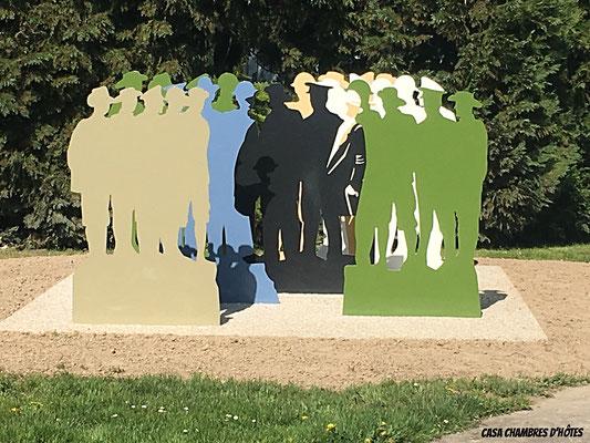 (DR) CASA Chambres d'hôtes-B&B-Gîtes-ValdeSomme-Centenaire-Mémoire en perspectives