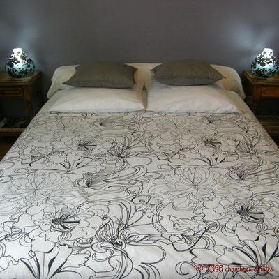 CASA chambres d'hôtes Amiens-Corbie-Villers Bretonneux-B&B< Chambre d'hôtes Plein champ