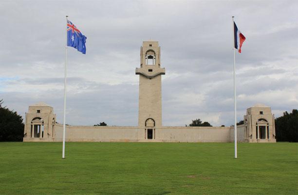 (DR) CASA Chambres d'hôtes Amiens-Corbie-Val de Somme-Villers Bretonneux-Mémorial australien-Somme battlefields'partner-B&B