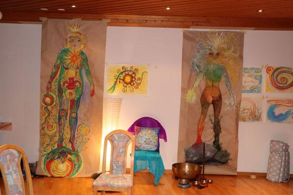 Kreativ-meditative Seminarwoche