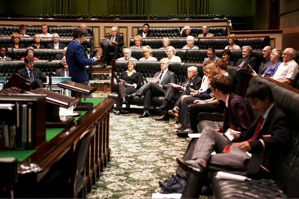 The debate in the NSW Parliament Legislative Assembly