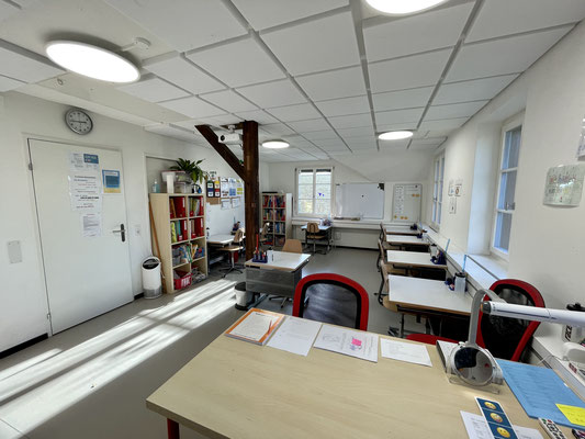 London - Klassenzimmer der Primarstufe