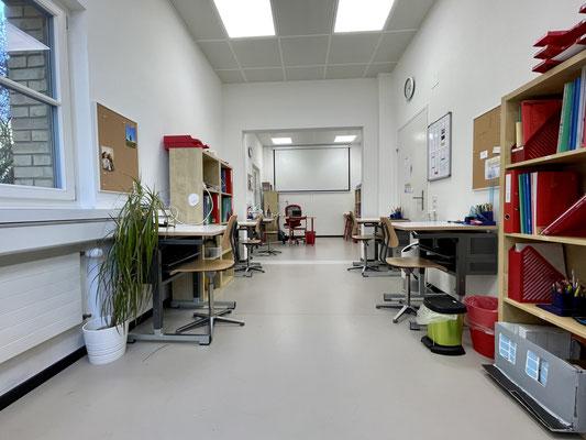 Sydney - Klassenzimmer der Sekundarstufe