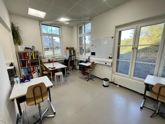 Rom - Klassenzimmer der Sekundarstufe