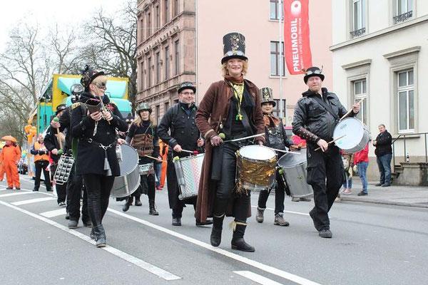 Karnevalszug 2016, Wuppertal