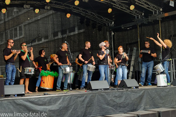 Sommerfest der WSW Wuppertaler Stadtwerke GmbH 2015