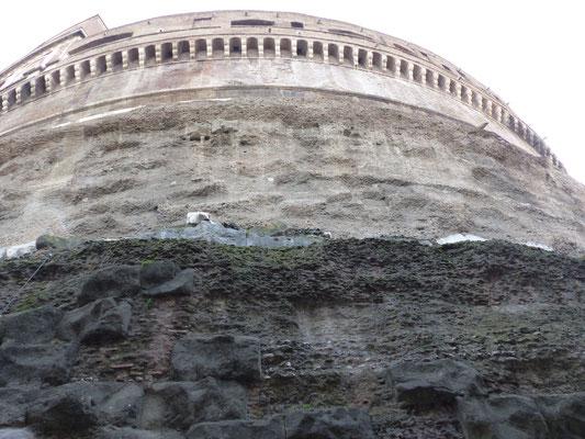 Aufbau der Burg