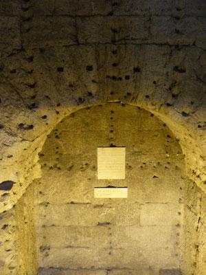 Grabkammer des Kaisers