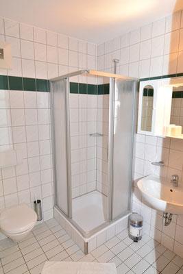Gasthof Wagner, Badezimmer