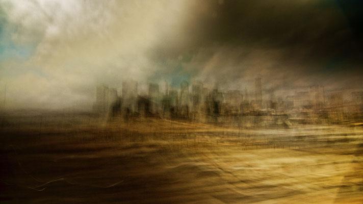 Manhattan Skyline | Fotografie | Direktdruck hinter Acrylglas | verschiedene Formate