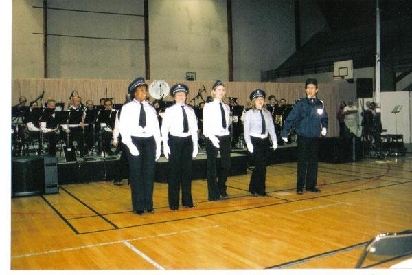l'équipe des gendarmettes