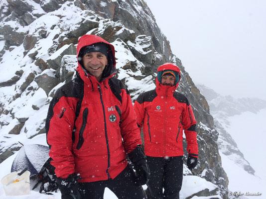 Unsere Bergrettung......seit Jahre treue Partner auf der Strecke!!! DANKE JUNGS!