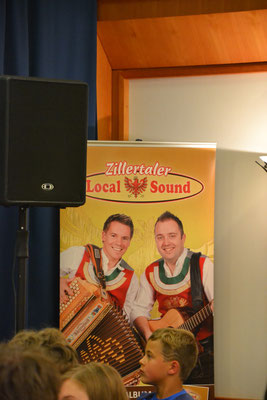 Unsere Musikanten - Zillertaler Local Sound