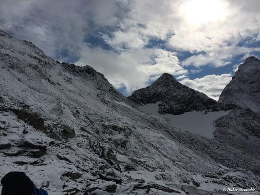 Wunderschöne Einblicke in die Bergeswelt!