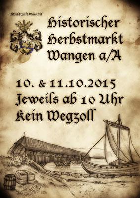 marktzunft_historischermarktwangenanderaare_plakat