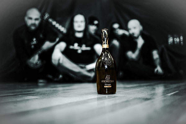 The Rock Alchemist Prosecco Andreola Photo by Paolo Gramaglia