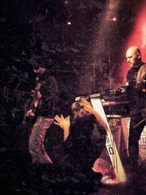 The Rock Alchemist live @ Hiroshima Mon Amour - Photo by Caty Marino