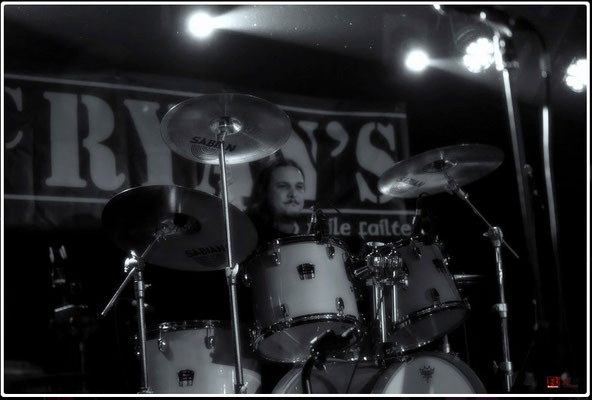 The Rock Alchemist @ Mc Ryan's Photo by Roberto Rossino