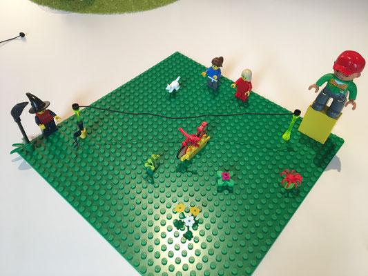 Lego Serious Play, Gründer, MULTISENSING+, Agnès Wiegand