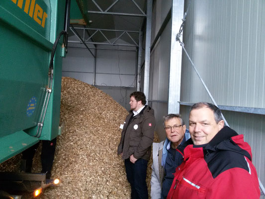 Maschinenring, Biomasse, Hackgut