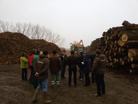 Maschinenring, Biomasse