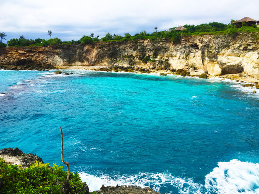 Lembongan - Blue Water