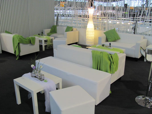 Messe Lounge, stylish