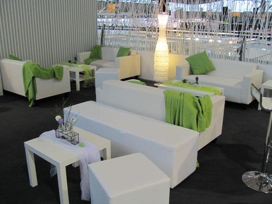 Messe Lounge, stylish