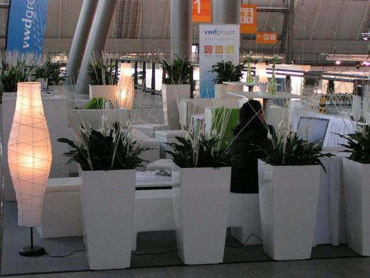 Messe Lounge