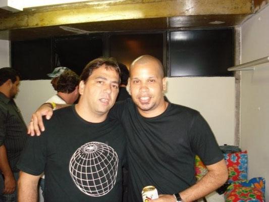 Tostão Queiroga e Fabrício Ramos