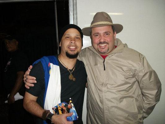 Fabrício Ramos e Geraldinho Lins