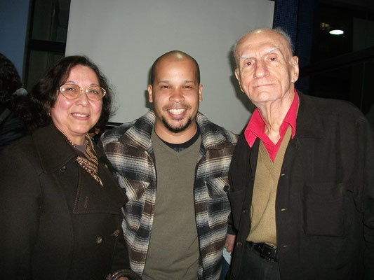 Francisca Ramos, Fabrício Ramos e Ariano Suassuana
