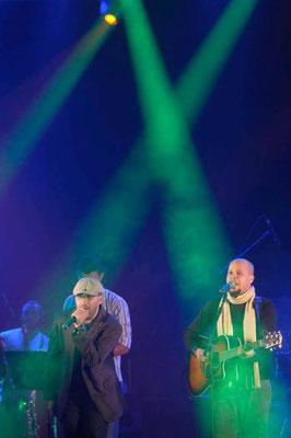 Lucivaldo e Fabrício Ramos - show em Triunfo PE