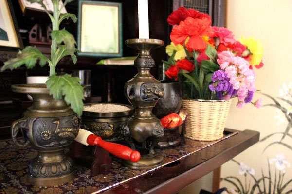 お仏壇の供養と処分の仕方について