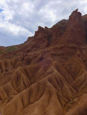 aber wir machen noch einen kurzen Abstecher in den Märchen Canyon.