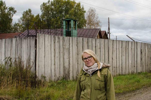 The gulag Perm 36