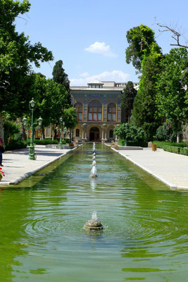 the Gobustan Palace