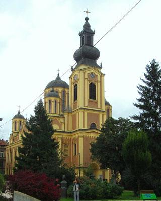 Mariä-Geburt-Kathedrale (orthodox) in Sarajevo